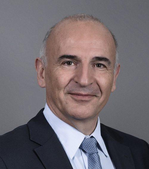 Patrick Berard, Directeur Général du groupe Rexel